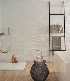 Absolute White: Azulejos para el cuarto de baño: cerámica y porcelánico  - Marazzi