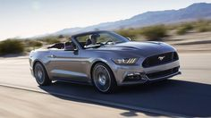 2015 Ford Mustang 50 Year Limited Edition Convertible