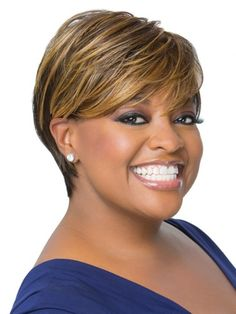 Short Wig Hairstyles For Black Women