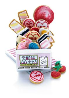 For Mummys with a sweet tooth... sweetie by Biscuiteers   From the Biscuiteers   Worldwide delivery