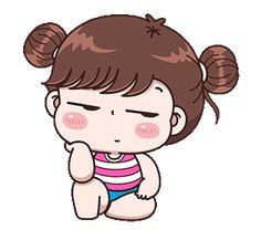 Boobib's Day 2 Cute Chibi Couple, Love Cartoon Couple, Cute Love Cartoons, Cute Love Pictures, Cute Cartoon Pictures, Cute Love Gif, Cute Kawaii Animals, Funny Minion Memes, Cute Cartoon Wallpapers