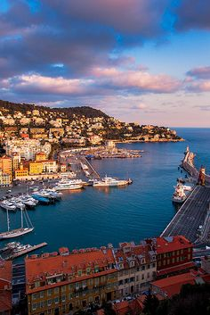 French Riviera.......would be there every day, luv it.