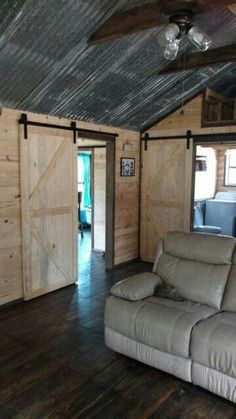 Ormeida Cabins Rent to own no credit check Will finish it out for