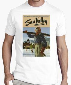 Camiseta Sun Valley