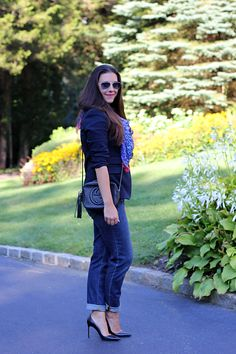 New @LandsEnd jeans collection #jeans101