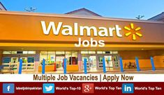 Jobs in United States States In America, United States, Top Ten, Ali, The 100, Walmart, The Unit, Fresh, Store