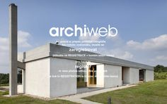 cz - Vila v Petřkovicích u Ostravy View Photos, Garage Doors, Building, Outdoor Decor, Home Decor, Minimalist, Architecture, Photos, Buildings