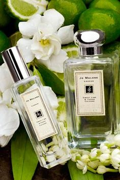 Jo Malone fragrances are my absolute favourite! Can't live without my Lime Basil Mandarin :-)