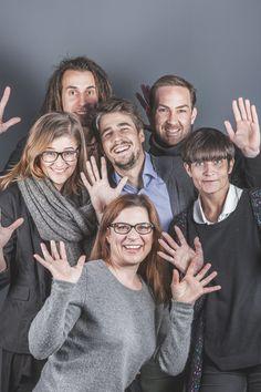 Unser Team in Deutschland #truthcentral #mccann_de