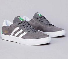 adidas Skateboarding Gonz – Mid Cinder / Running White – Fairway