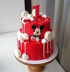 60 Ideias para Festa Mickey Mouse – My WordPress Website Bolo Do Mickey Mouse, Festa Mickey Baby, Bolo Minnie, Mickey Cakes, Minnie Mouse Cake, Baby Mickey Mouse Cake, Mickey 1st Birthdays, Minnie Mouse Birthday Cakes, Mickey Mouse Clubhouse Birthday