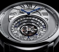 Cartier Rotonde de Cartier Astrocalendaire