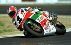 Carl Fogarty 1996 RC45