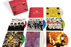 Beatles Collect Holiday Records on Happy Christmas Beatle People  ||  The Beatles will collect all of their fan club holiday releases in a 2017 box set titled 'Happy Christmas Beatle People.' http://ultimateclassicrock.com/beatles-happy-christmas-beatle-people/?utm_campaign=crowdfire&utm_content=crowdfire&utm_medium=social&utm_source=pinterest
