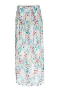 BOSS ORANGE Plisseé-Maxirock Beflowy mit Blumenprint bei myClassico - Premium Fashion Online Shop