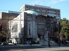 Alfred Morse Auditorium at Boston University