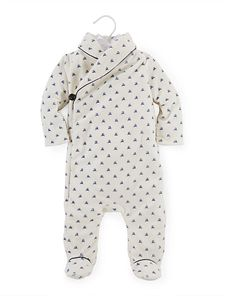 Comfy and Cute! Reindeer Velour Coverall - One-Pieces  Baby - RalphLauren.com