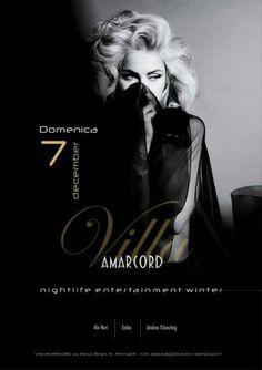 Dicembre la Villa Amarcod festeggia con Ale Neri