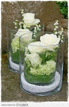 this inexpensive diy floating candles with fern leaves is. Black Bedroom Furniture Sets. Home Design Ideas