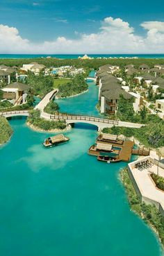 The Fairmont Mayakoba ~ Riviera Maya, Mexico