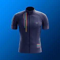 Colored jersey - Bike Inside
