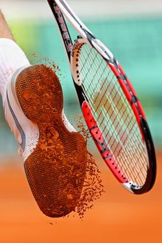 The French Open would irritate me...Unless I was sponsored by NIKE.