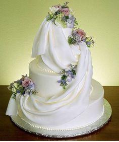 An art cake
