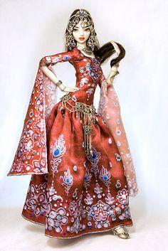 Dunyazade from Enchanted Doll