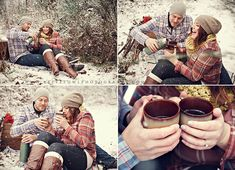 Wintertime Love :: { Washington Engagement & Couples Photographer} » Velvet Owl Photography Blog