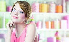 Emma Stone Pink Check more at http://hdwallpaperfx.com/emma-stone-pink/