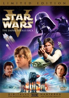 Star Wars: Episode V The Empire Strikes Back  https://www.facebook.com/pages/The-Nerd-Rave/113442648801172