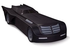 Batman Animated Series Batmobile Car (Black)