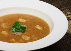 Sopa de amaranto y pescado para #Mycook http://www.mycook.es/cocina/receta/sopa-de-amaranto-y-pescado