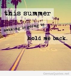 Summer quotes 2014