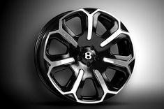 Kahn Silver Mist Black Edition for Bentley