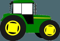 Pin by Michele Chambers on John Michael's John Deere Party - ClipArt Best Tractor Birthday, Farm Birthday, Escudo Paw Patrol, Tractor Clipart, John Deere Party, Birthday Card Template, Diy Birthday Decorations, Construction Birthday, Farm Party