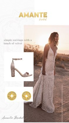 our beautiful tapia styled to perfection from our sister store Dear Blackbirdboutique Simple Earrings, Velvet, Boutique, Bridal, Store, Beautiful, Dresses, Fashion, Vestidos