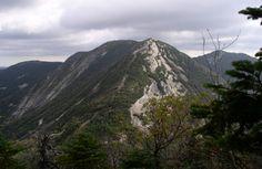 Gothics Mountain, Adirondacks, New York.  A tough hike, but worth it!