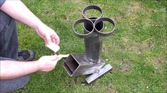 Stoves: Rocket Stove Plans