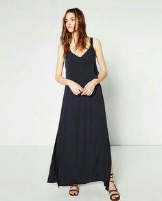 Versatile long dress for~modesty in vatican