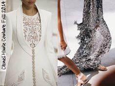 I want pretty: #FashionWeek- Lo mejor de #HauteCouture Fall 2014! #Chanel