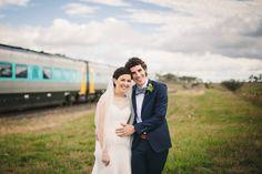 Armidale Wedding Photographer: Train.