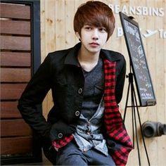 ABOKI  Single-Breasted Cotton Jacket