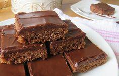 Chocolate Cornflake Slice