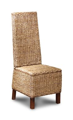 Rattan Croco Dining Chair