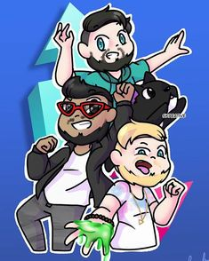 Markiplier, Pewdiepie, Good Mythical Morning, Justin Gray, Team Edge, Septiplier, Best Games, True Quotes, Youtubers
