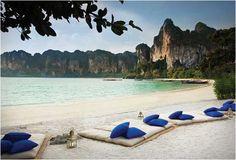 El Rayavadee Resort Thailand
