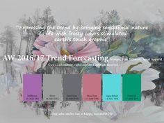 AW 2016/2017 trend forecasting