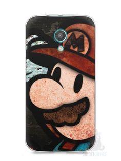 Capa Moto G2 Super Mario #2