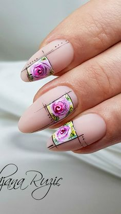Stunning 42 Amazing Spring Nail Art Designs Ideas You Need To Try Right Now - spring nails Nail Art Designs, Flower Nail Designs, Nail Designs Spring, Cute Spring Nails, Spring Nail Colors, Spring Nail Art, Summer Nails, Nail Art Fleur, Nail Selection